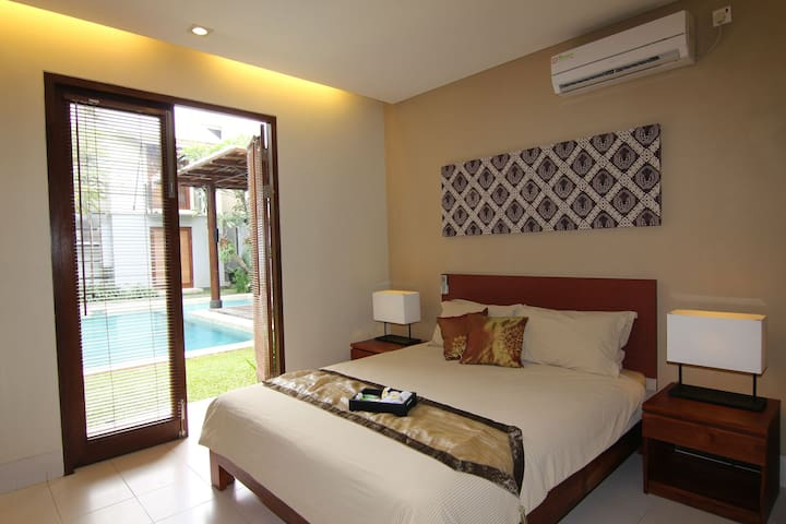 Chic Quarter Residence Room02 - Jakarta - Bed & Breakfast