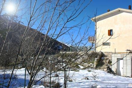 Campo Felice in villino a tre piani - Casamaina
