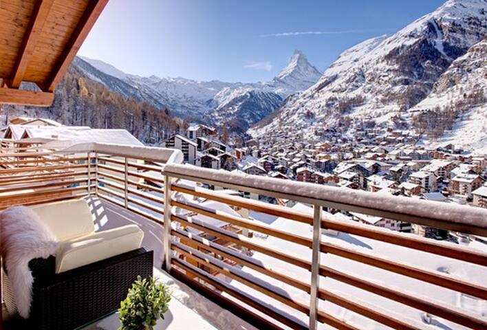Haus Zenith - apartment Heidi - Zermatt - Apartment