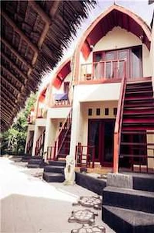 Economy bungalow with own ensuite 8 - Pemenang - Bed & Breakfast