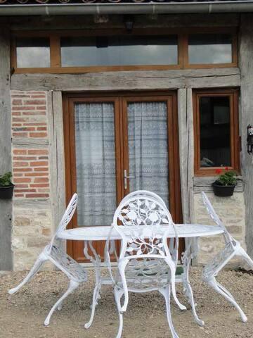 Le gîte des Maziers - Varennes-Saint-Sauveur - Haus