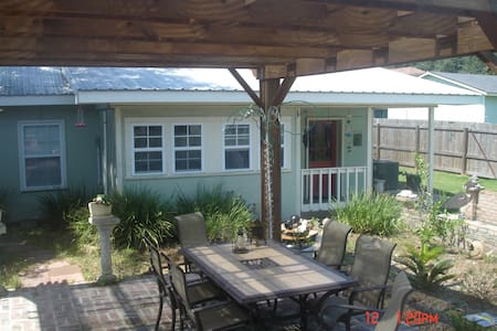 Compass Rose Cottage - Bay Saint Louis - Casa