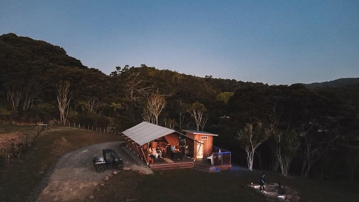 Bethells Luxury Retreat