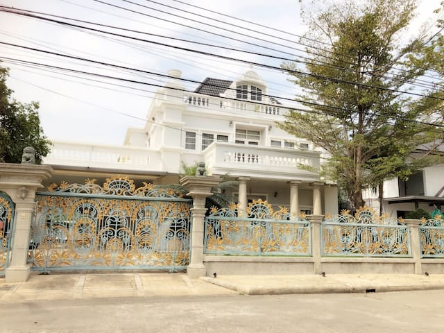 House at Bangna-Trad 56
