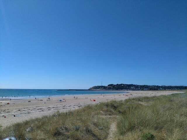Villa à 150 m de la plage
