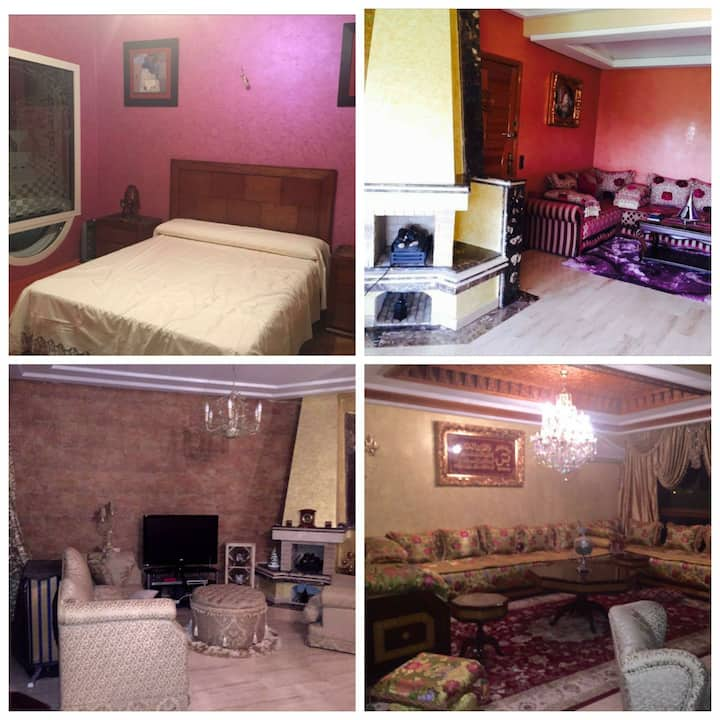 Dream Apartment Centre Meknes