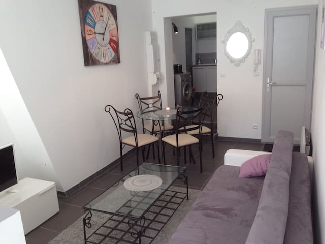 Très beau Loft Neuf Ptit Dej offert - Orléans - Apartment