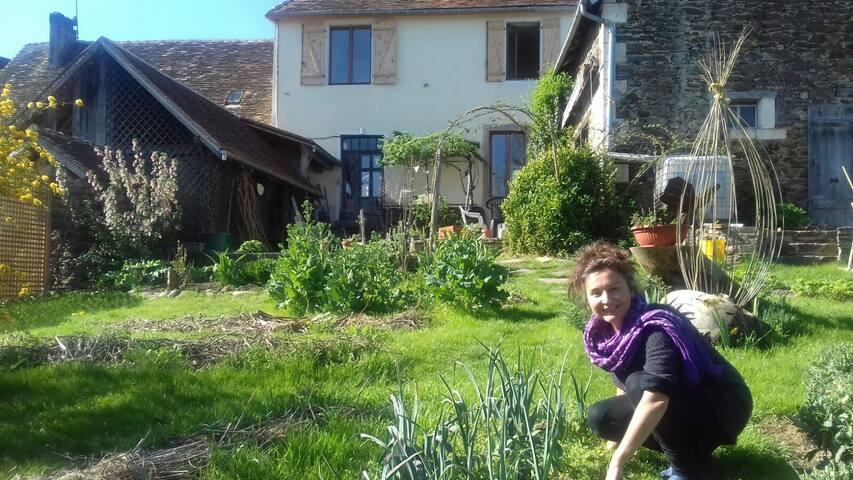 L'ancienne auberge du Périgord vert