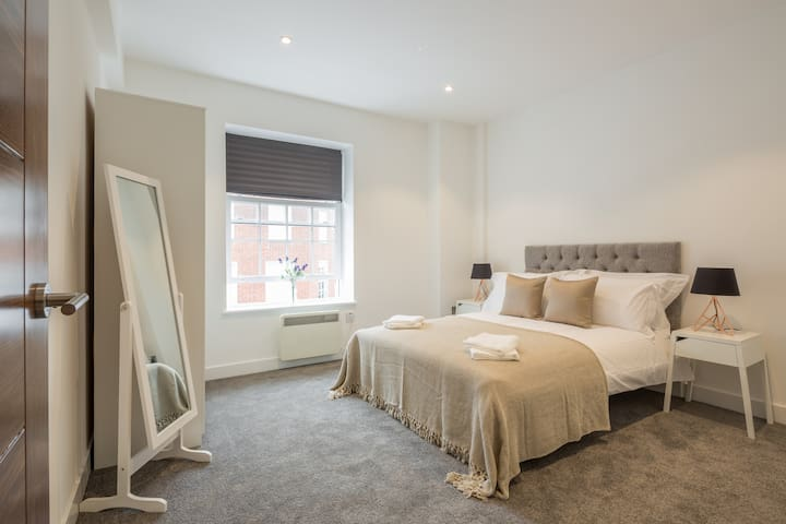 Shire Park Nearby ☛ Luxury Apartment in Welwyn❢