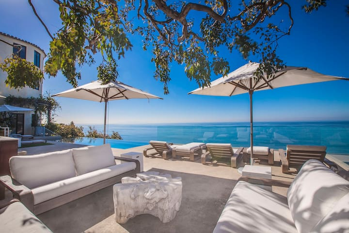 4.5br Villa with spectacular views & infinity pool - Pacific Palisades - Haus