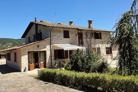 Casavacanze Ca'Resto - con piscina - Fermignano - Wohnung