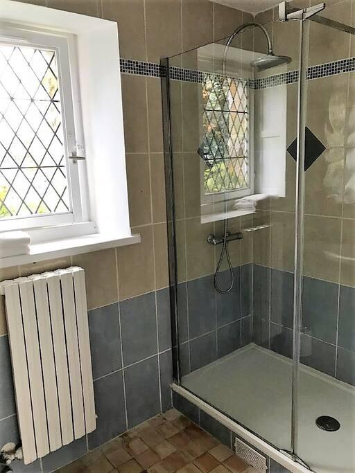 Salle de bain chambre Hortensia