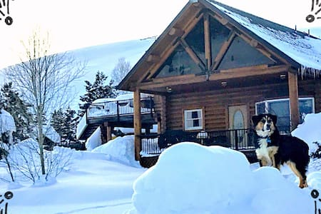 Anderson Gateway Mountain Cabin - Lower Stanley - Talo