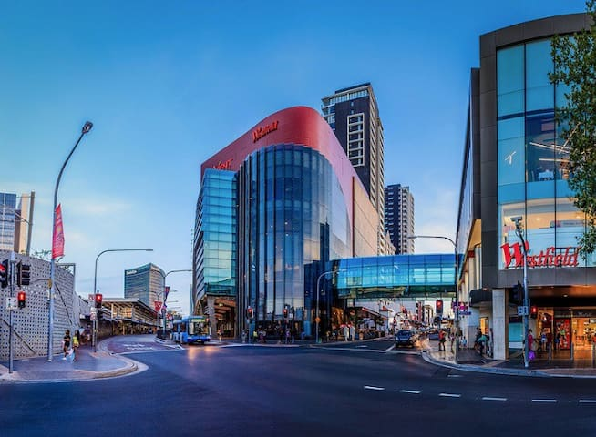 Rugged Elegance in Parramatta- Neflix/Wifi/Parking