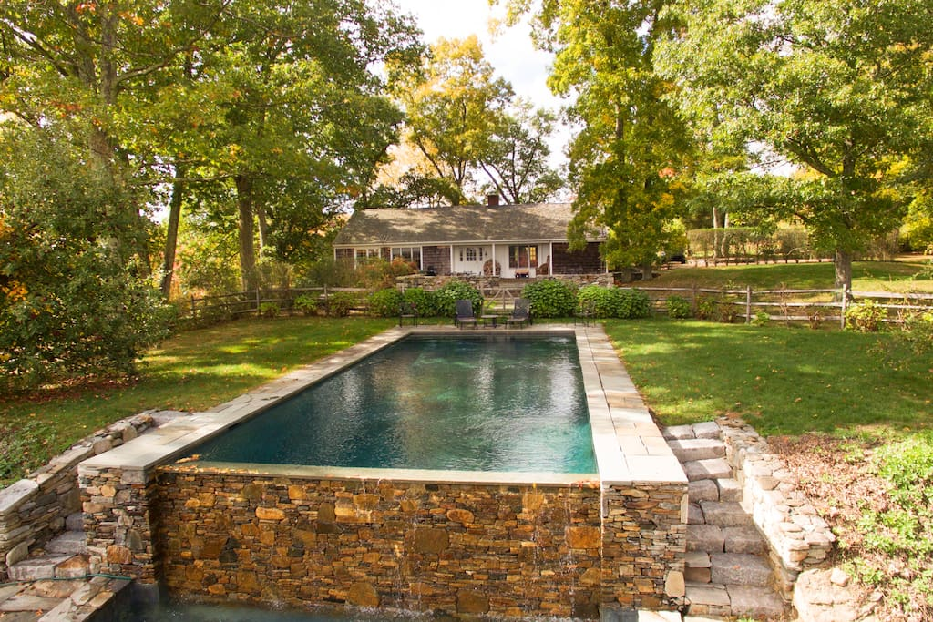 Spectacular 4 BR, 3BA Home on 25 Acres with heated pool and extraordinary views