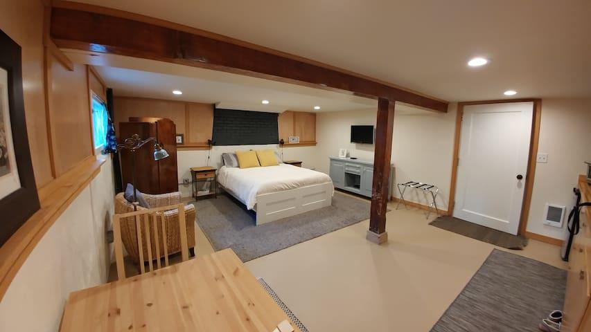 Peaceful studio space. - Portland - Apartment