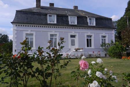 Maison de maître, cœur de village - Wavrans-sur-l'Aa - Hus