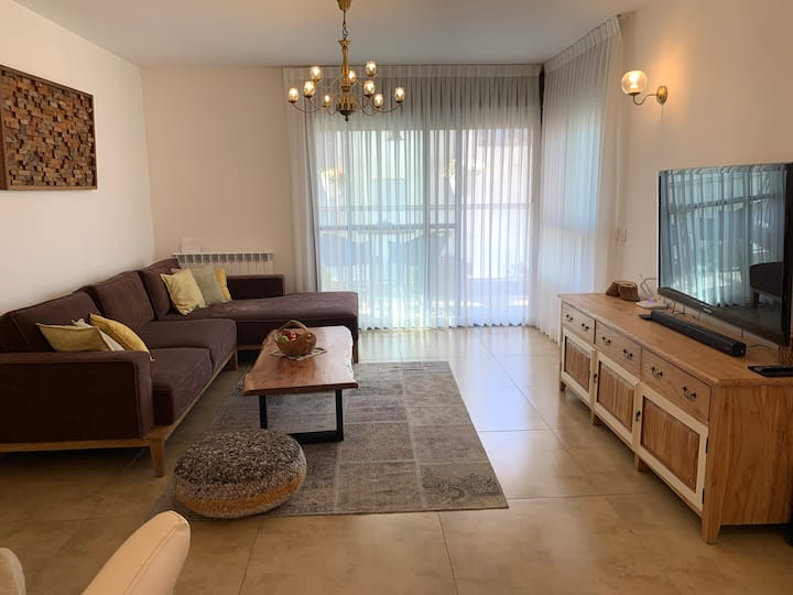 New apartment in Jerusalem