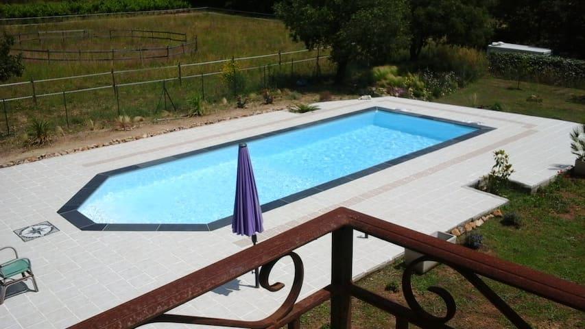 Mille et une nuits en Provence / Leïla Bedroom - Lorgues - Bed & Breakfast