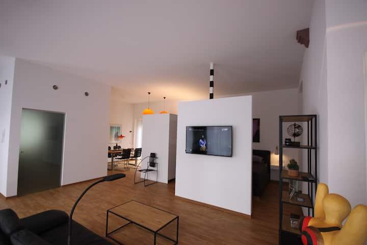 modernes neu renoviertes Loft - MOSELGLÜCK-