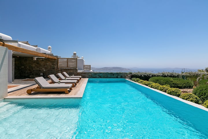 M Mykonos Villa ONE