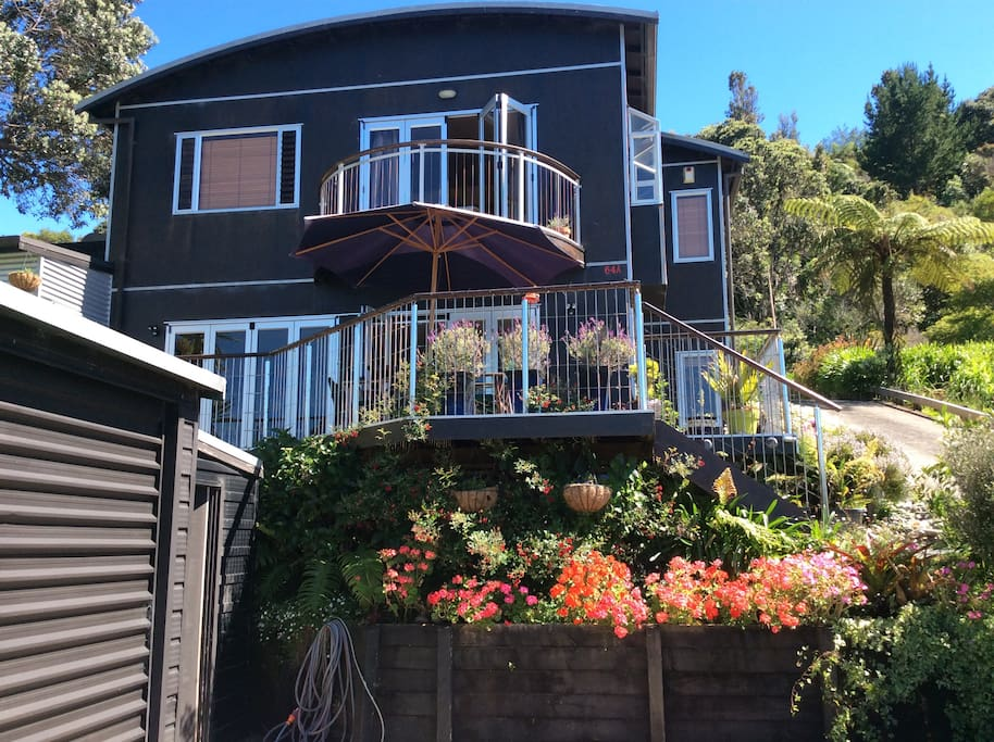 Tairua Beauty Bed And Breakfasts For Rent In Tairua New