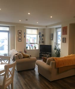 Dun Laoghaire, double bedroom & private bathroom