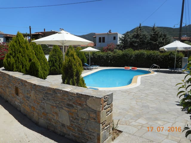 Guesthouse Christos - Skopelos - Pensione