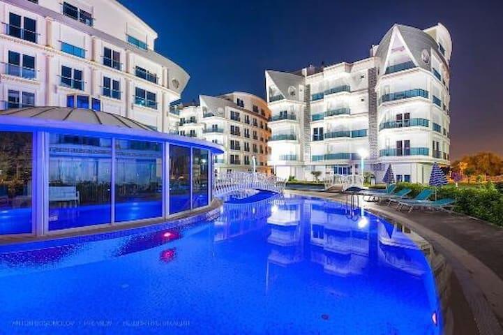 Отдельная 2 ком квартира от хозяина - Antalya - Leilighet