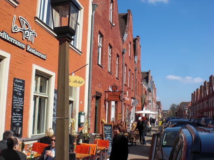 Wohnen im historischen Holländischen Viertel