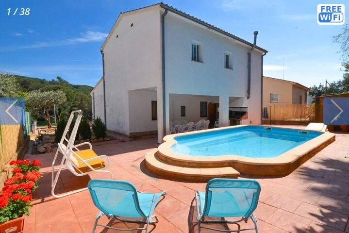 Villa Alex con jacuzzi - Mas Romeu Residencial - Casa