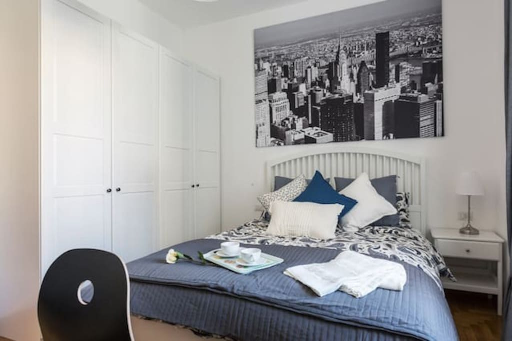 lovely double bedroom 1