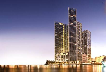 Stunning 2BR/4 Sleep Condo in Miami - Miami - Flat