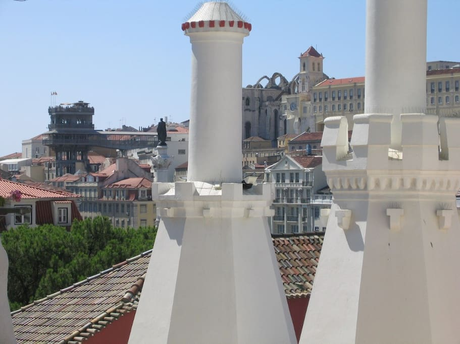 Rossio -  Charming Lisbon's downtown square