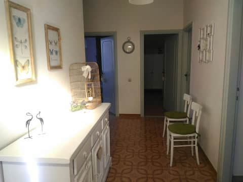 Appartamento in villa al Circeo