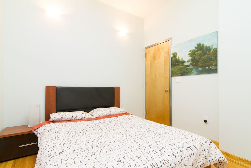 SPACIOUS QUIET GREAT FOR A FAMILY
