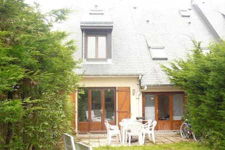 House normandy on the beach - Merville-Franceville-Plage - Casa