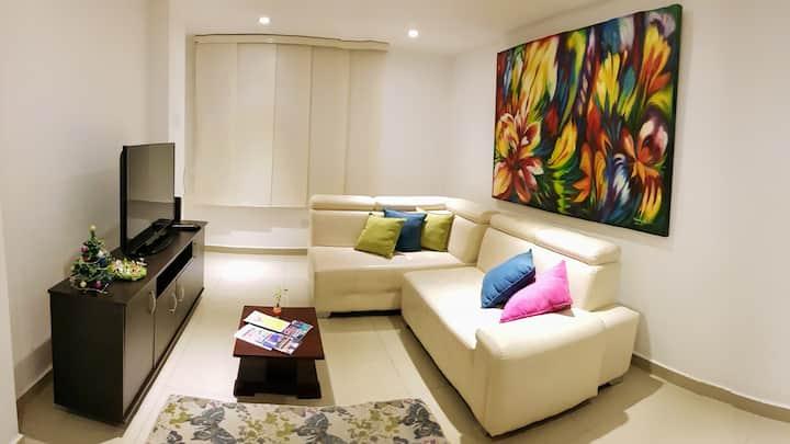Apartamento Zona Central (Miraflores)