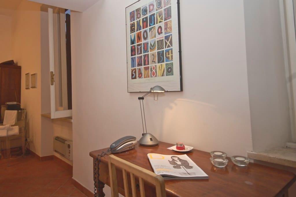 Deliciuos apartament in Trastevere