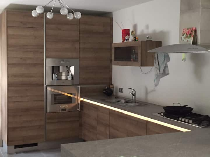 totally luxury renovated house near the center
