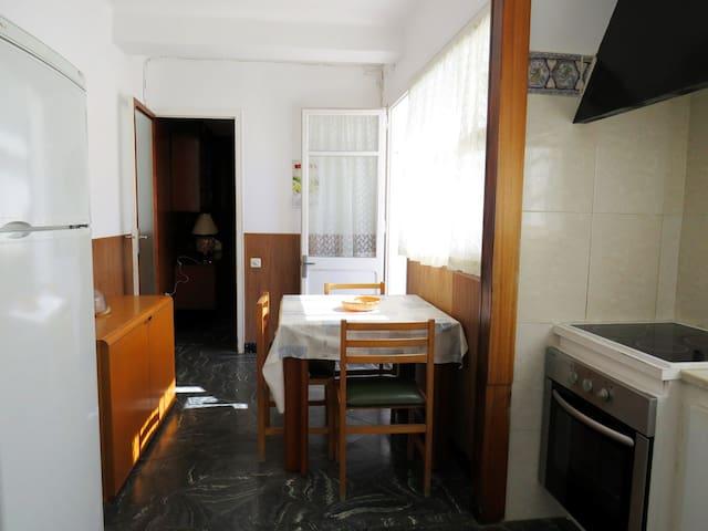 T013 Apartamento en pleno centro de Calella