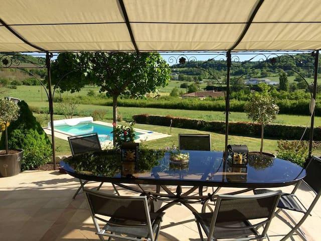 Jolie maison au coeur de la vallée de la Dordogne