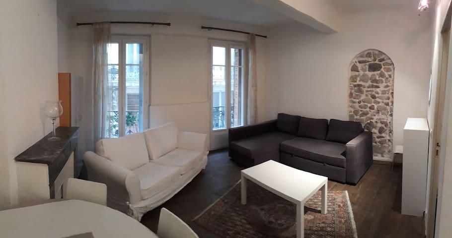 T2 - Appartement hypercentre piéton au calme