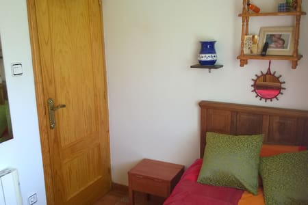 Pequeña habitacion estupenda para dormir. - Haus