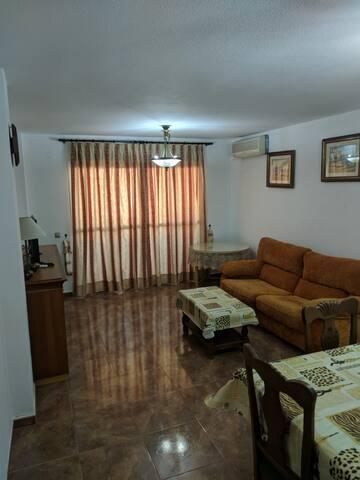 Bonito, cómodo y acogedor piso en Málaga.