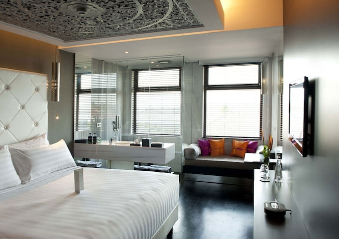 Lifestyle Suite Comfy bed + butler - เซมินยัก - ที่พักพร้อมอาหารเช้า