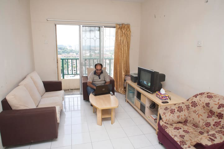 LANSDCAPE VIEW ROOM WITH FREE WIFI - Seri Kembangan - Pis