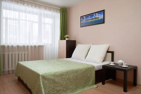 Квартира на Комсомольском проспекте