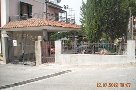 quiet holiday in the Cilento - Ceraso