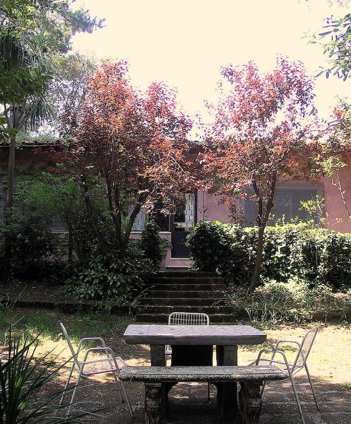 Altare del lupo, a corner of peace